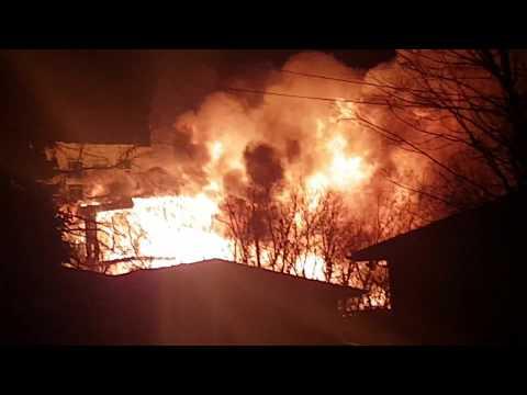 Streetsville fire - March 2, 2018