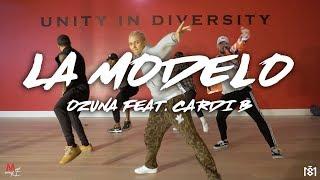 La Modelo - Ozuna feat. Cardi B // Cultura choreography
