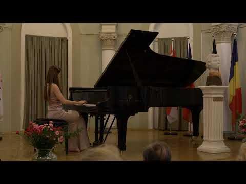 Aleksandra Hortensja Dąbek-F.Chopin Mazurkas op.59
