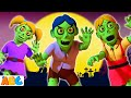 Zombie Family - DINNER TIME | NEW | Funny Halloween Songs For Children by All Babies Channel