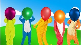 5 little monkeys kids  song with Tawaki kids\Video for kids\nursery rhymes & kids song
