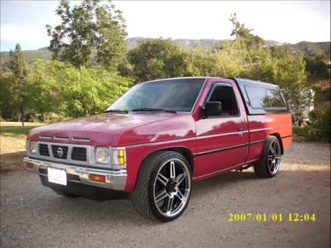 Nissan Pickup 1991 Customization Youtube