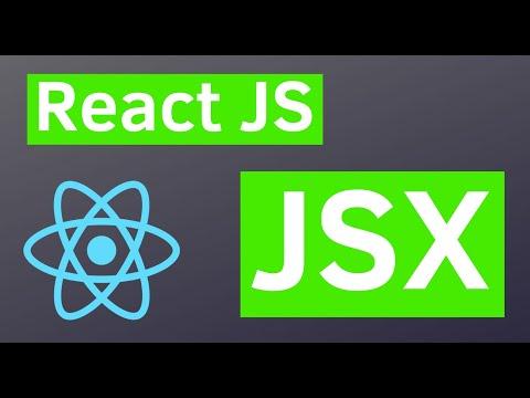 React JS - Understanding JSX thumbnail
