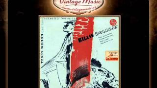 Billie Holiday -- Miss Brown To You