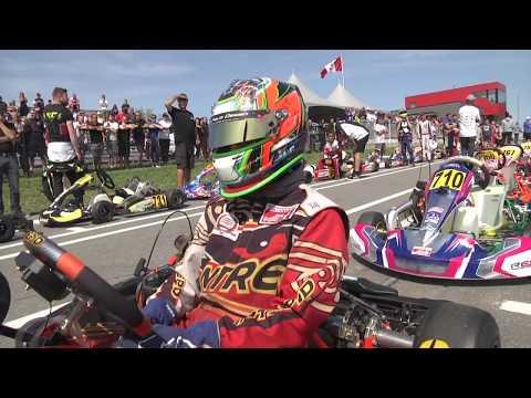 Canadian Karting Championship 2017  Briggs & Stratton Senior