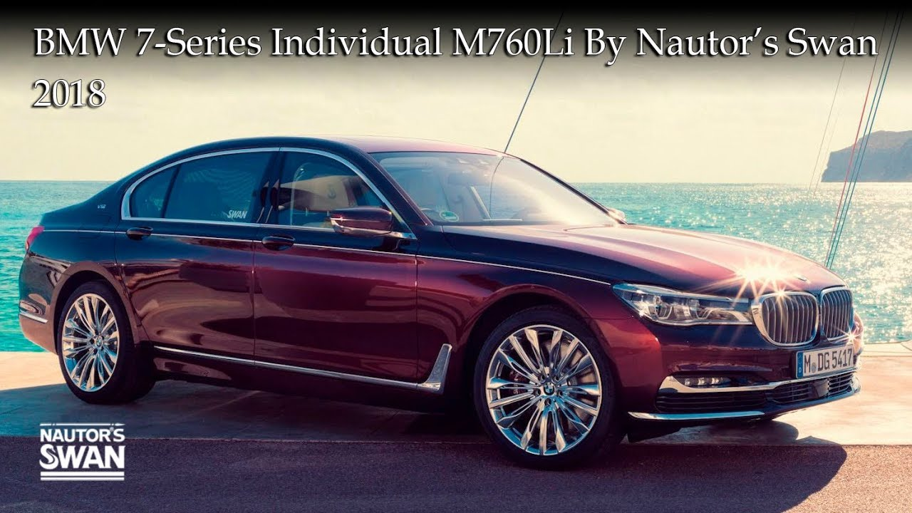 2018 bmw 7 series individual m760li by nautor s swan youtube. Black Bedroom Furniture Sets. Home Design Ideas