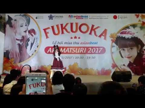 [AB 2017] Lolita Vietnam Fashion Show x Misako Aoki (Lần 1)