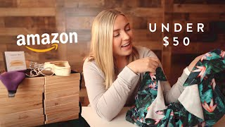 My 10 BEST Amazon Purchases Under $50