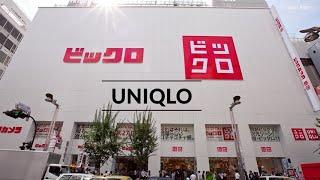 Uniqlo Perusahaan Retail Asia yang Mendunia