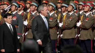 An Ninh Thế Giới -  Sự cố trong những chuyến tháp tùng, bảo vệ Tổng thống Mỹ