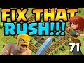 IT HAS BEGUN!  Fix that Rush ep71 | Clash of Clans