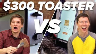 $30 Amazon Toaster vs $300 TikTok Toaster