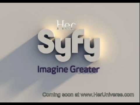 Ashley Eckstein and SyFy with Her Universe - Imagine Greater things to come