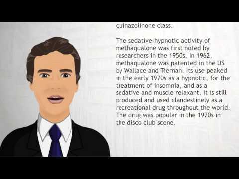 Methaqualone - Wiki Videos