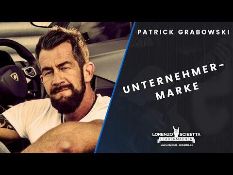 Werde eine Unternehmer- und Führungspersönlichkeit // Patrick Grabowski