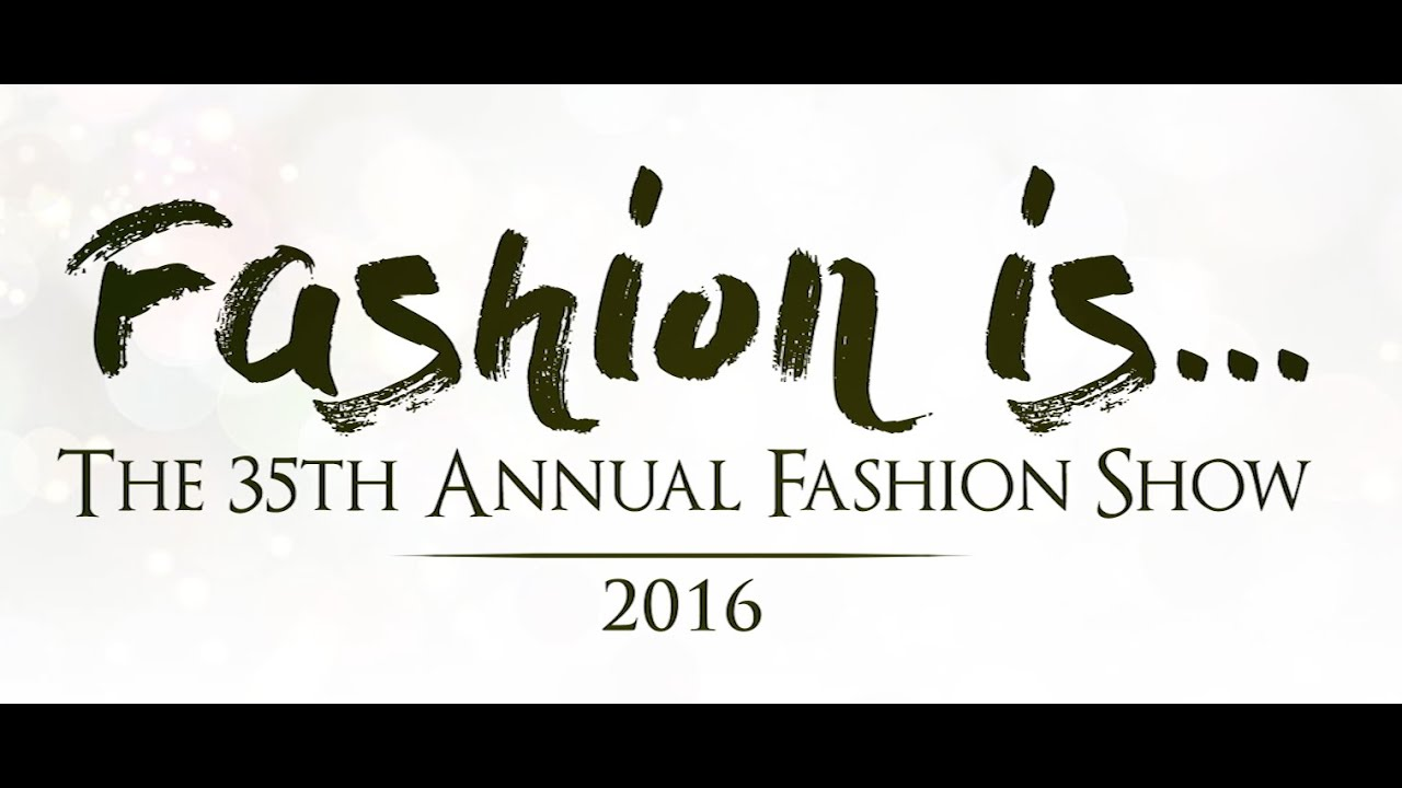 Genesee Community College's 38th Annual Fashion Show