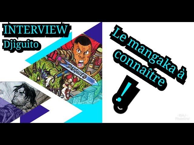 [Vlog#9] Le mangaka à connaître: DJIGUITO [PLAY PARIS]