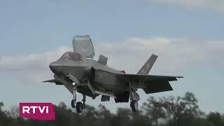 F 35 впервые в боевых условиях. Израиль заявил о применении новых самолетов пятого поколения