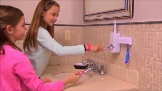 Otomatik Diş Macunu Sıkacağı ve Diş Fırçalığı