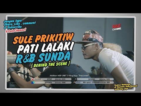 PATI LALAKI R&B SUNDA BARENG PENARI-PENARI (Behind The Scene)