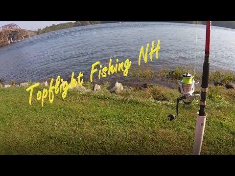 Striper Fishing the Piscataqua River 9/24/17