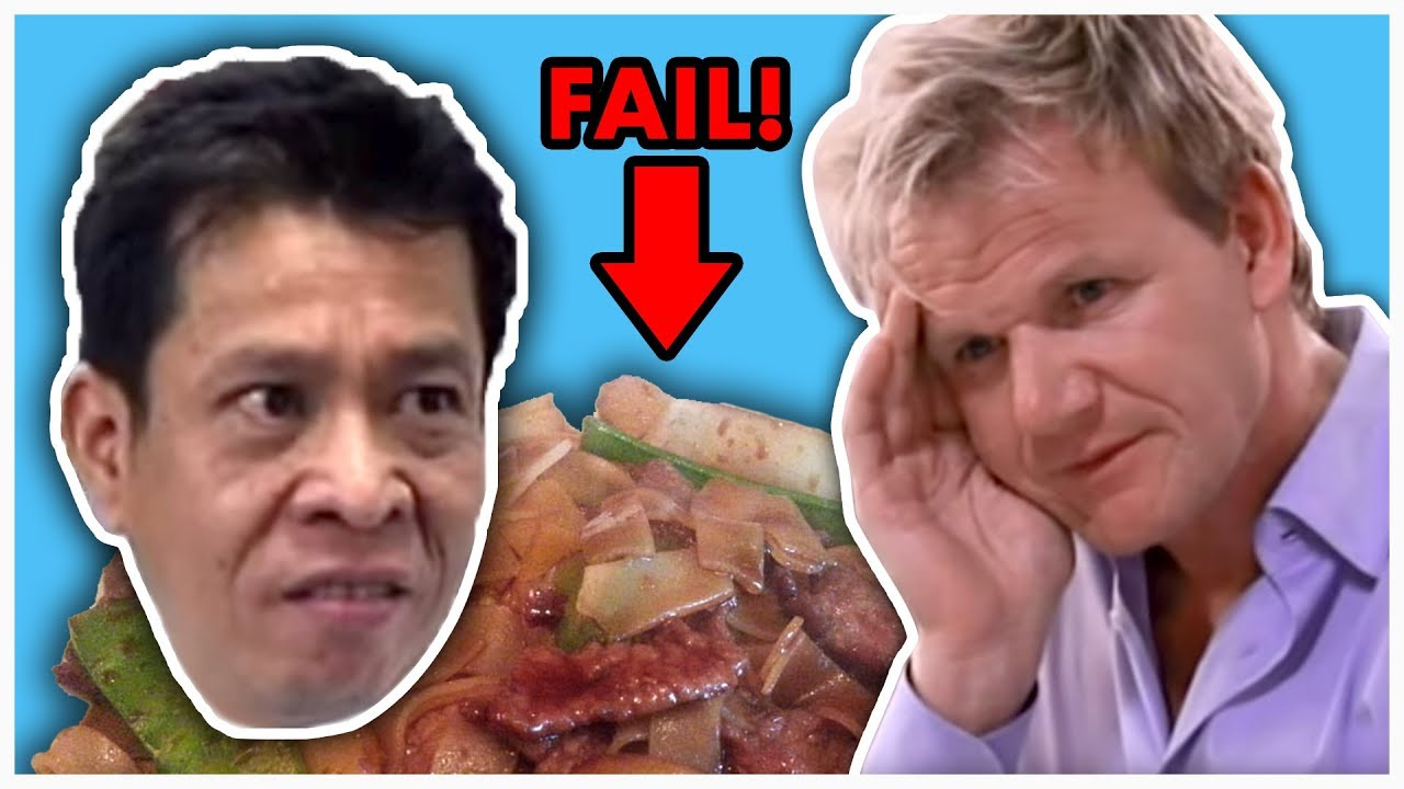 Download 10 Times Gordon Ramsay's Restaurants COOKED BAD FOOD!