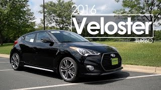 2016 Hyundai Veloster Turbo | Review | Test Drive(www.morries394hyundai.com | The 2016 Hyundai Veloster Turbo has landed, and we're here to give you a closer look. This hot hatch will get you fantastic bang ..., 2016-08-11T18:50:07.000Z)