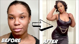 EXTREME MAKEOVER TRANSFORMATION