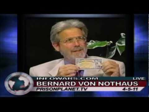 Bernard von Nothaus: Liberty Dollar Creator Faces Jail Time as 'Unique Terrorist'