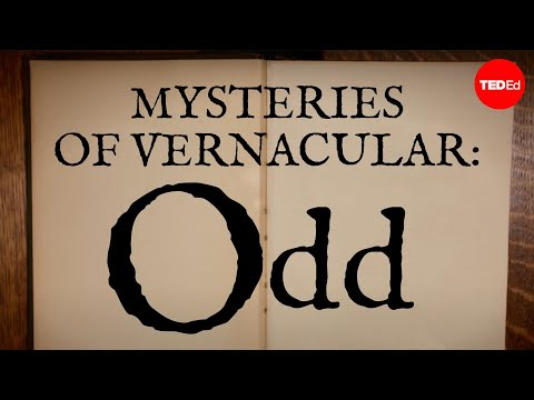 Video image: Mysteries of vernacular: Odd - Jessica Oreck and Rachael Teel