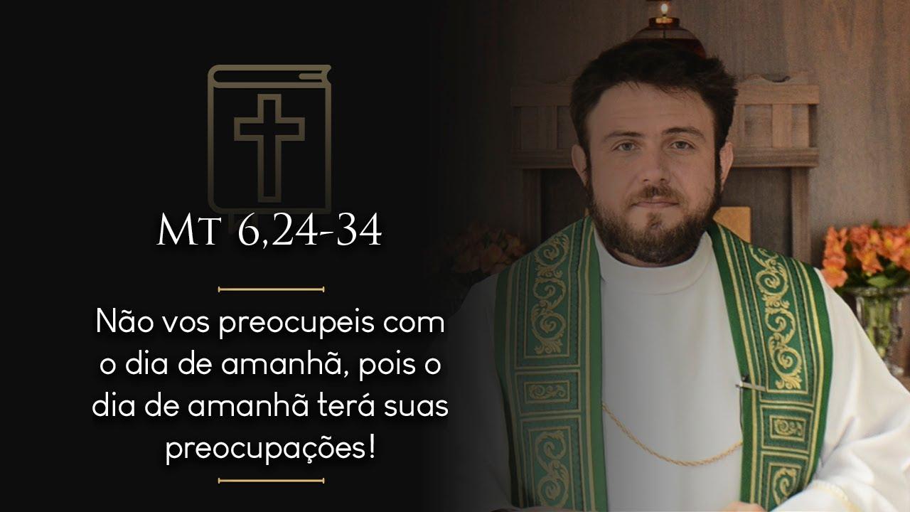Download Homilia Diária   Sábado - 11ª Semana do Tempo Comum