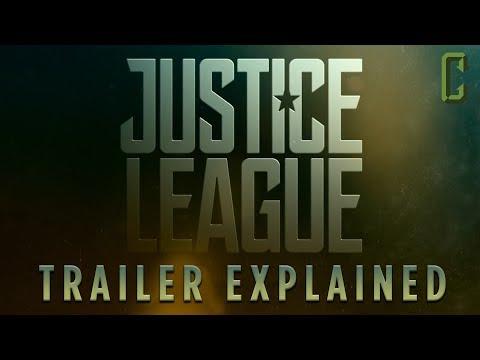 Justice League Comic Con Trailer Explained - Collider Video
