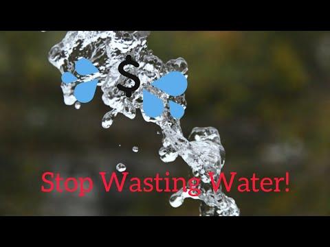 3 - Water Conservation Part 2 - Irrigation Audit