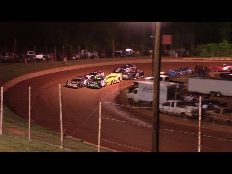 Winder Barrow Speedway Limited Late Model Feature Race 5/18/19