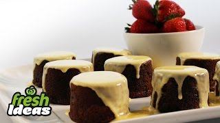 Chocolate Fruit Mince Pudding Recipe