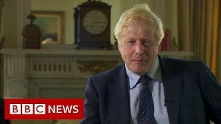 Boris Johnson insists UK will leave EU on 31 October- BBC News
