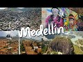 Places to visit in Medellin + Guatape trip; Colombia