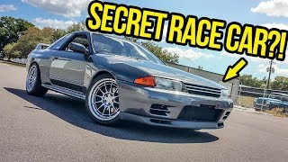 Here's Why The Nissan Skyline GT-R Is A RACE CAR For The Street (GODZILLA RIPS!)
