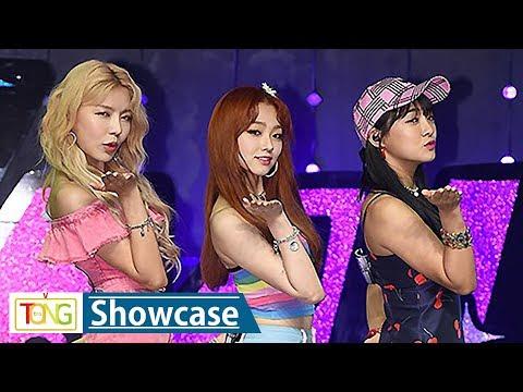 Gugudan SEMINA 'SEMINA'(샘이나) Showcase -Points Choreography- (구구단, 세미나, 세정, SEJEONG, 미나, MINA, 나영)