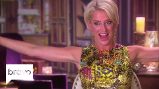 RHONY: Dorinda's Former Life As an Aerobics Instructor (Season 8, Episode 16) | Bravo