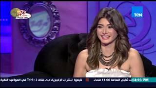قمر 14 - الفنانة إنجي أبو زيد تحكى معاناة