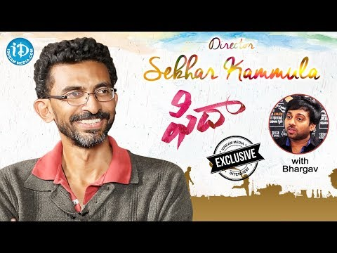 Director Sekhar Kammula Exclusive Interview || #Fidaa || Talking Movies With iDream #447