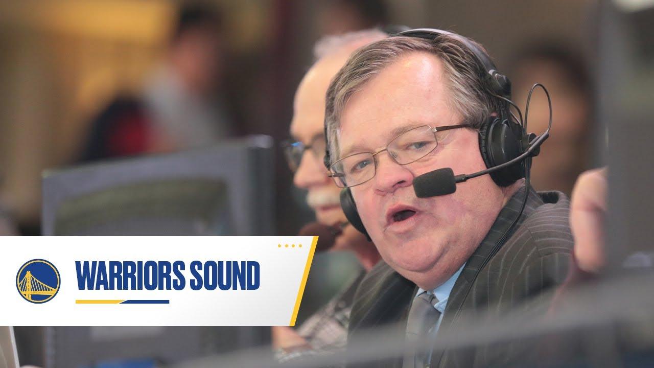 Warriors Sound: NBA's First Weekend Back