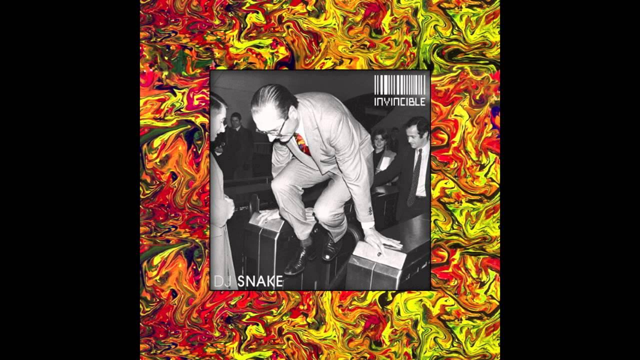 Dj Snake — Invincible (Audio)