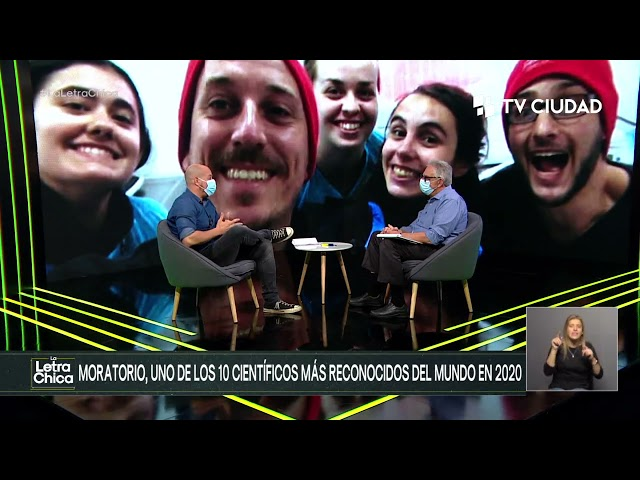 La letra chica - Entrevista a Gonzalo Moratorio