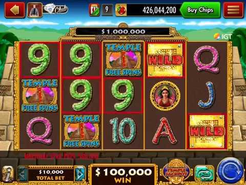 Aztec Casino Game