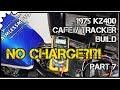 Battery Not Charging!   KZ400 Tracker Build   Part 7