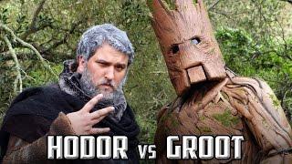 Repeat youtube video HODOR vs GROOT RAP BATTLE
