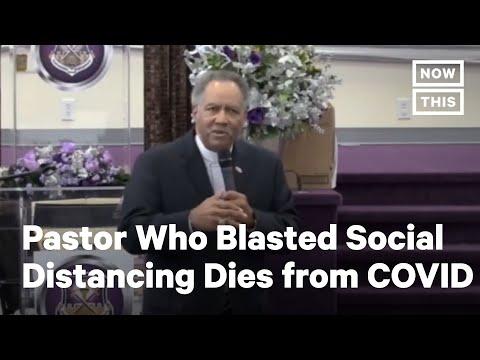Pastor Dies from