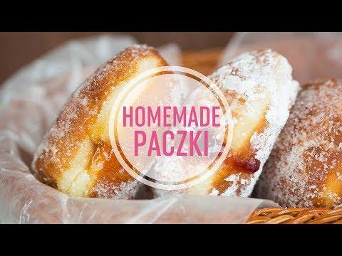 Homemade Paczki